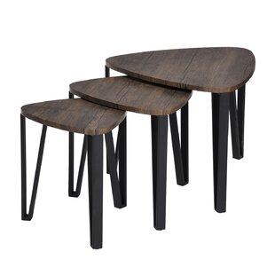 Mosinee 3 Piece Nesting Tables By Latitude Run