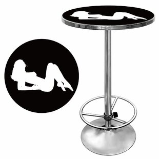 Shadow Babes A Series Pub Table by Trademark Global