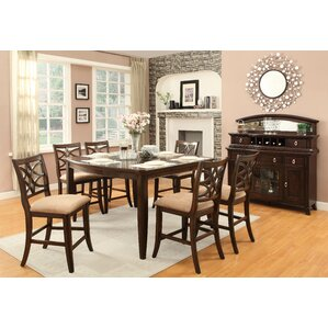 Kinsman Counter Height Extendable Dining Table by Darby Home Co