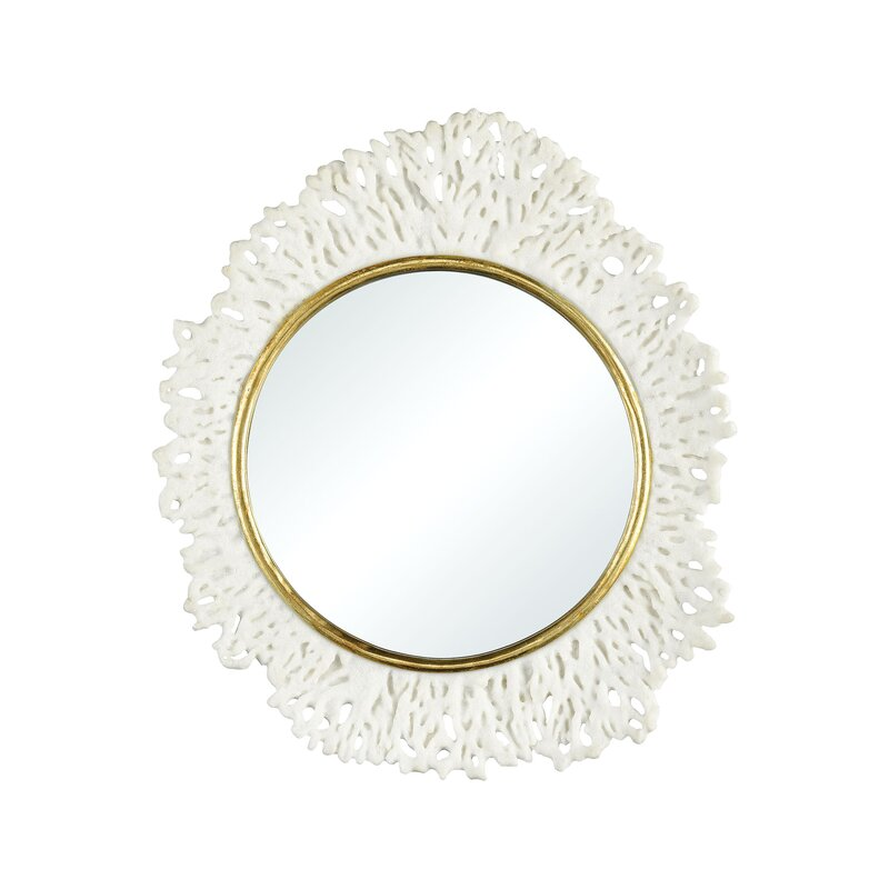Highland Dunes Damarion Wall Mirror Wayfair