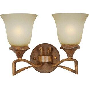 Bewley 2-Light Vanity Light
