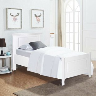 Daggett European Single (90 X 200 Cm) Bed Frame By Brambly Cottage
