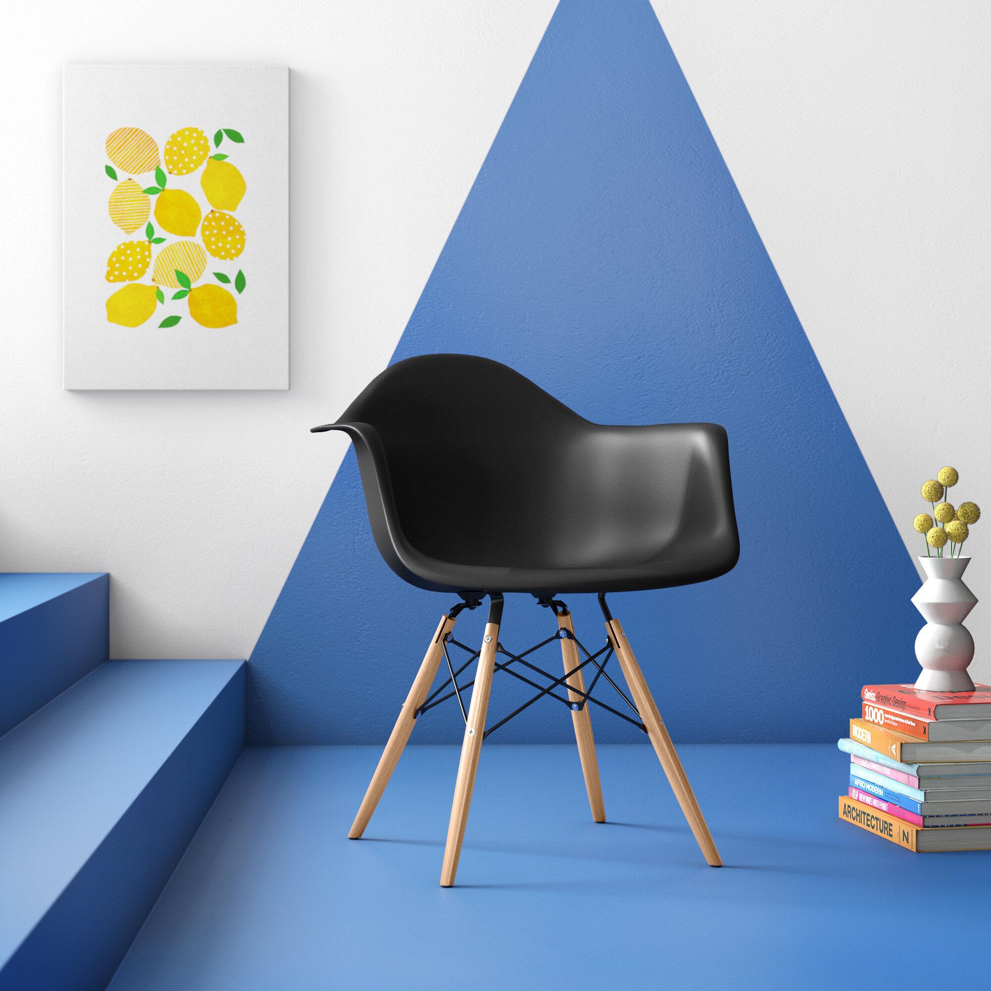 Hashtag Home Conyers Plastic Side Chair Wayfair