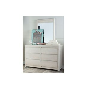 Indio 6 Drawer Dresser by Wendy Bellissimo by LC Kids
