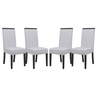 Orren Ellis Loyi Upholstered Dining Chair (Set of 4)