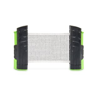 Tariq Portable Retractable Ping Pong Table Net By Freeport Park