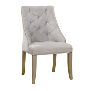 Clay Contemporary Arm Chair (Set of 2) by..