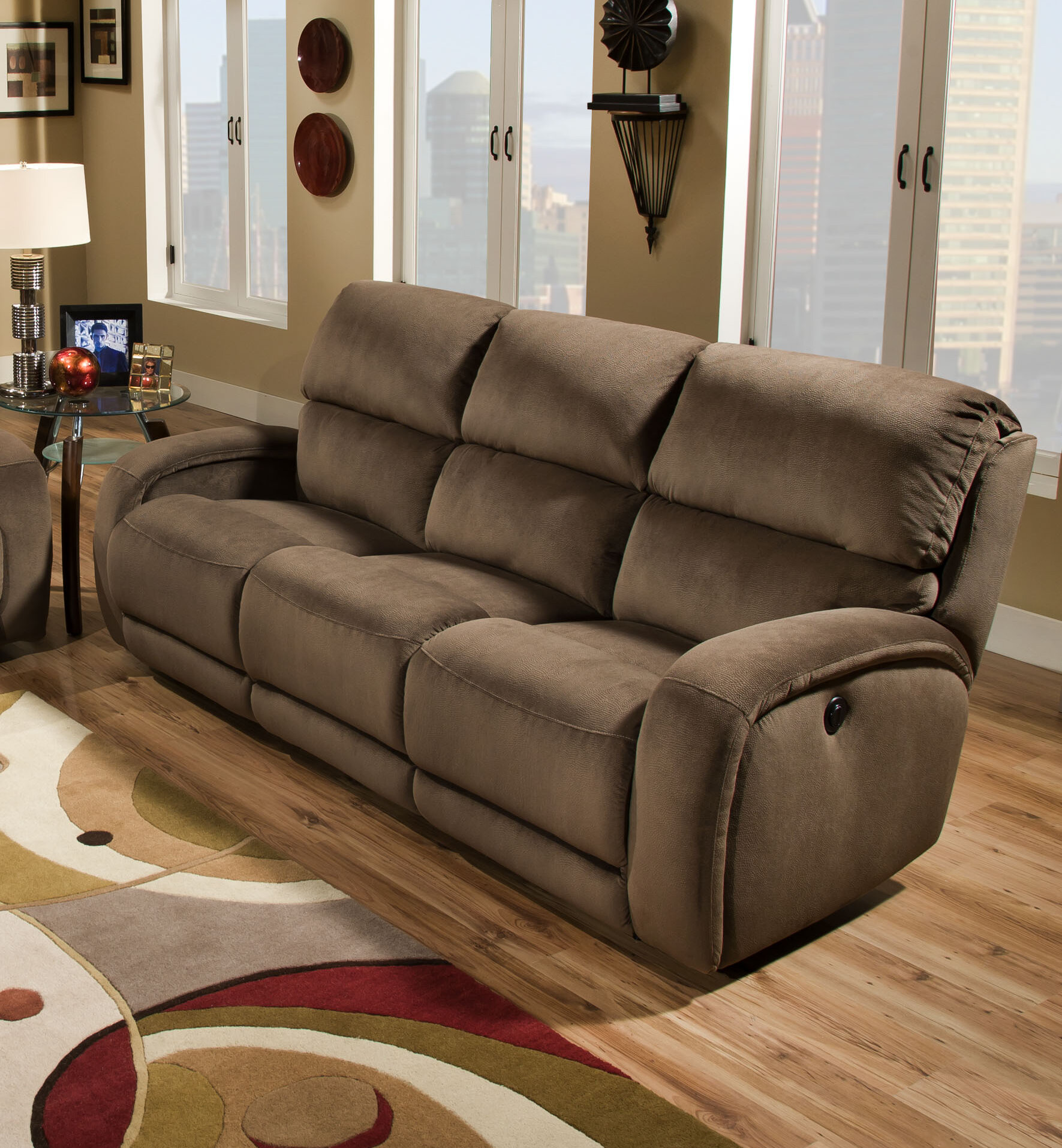 Fandangou0027u0027 Double Reclining Sofa. By Southern Motion