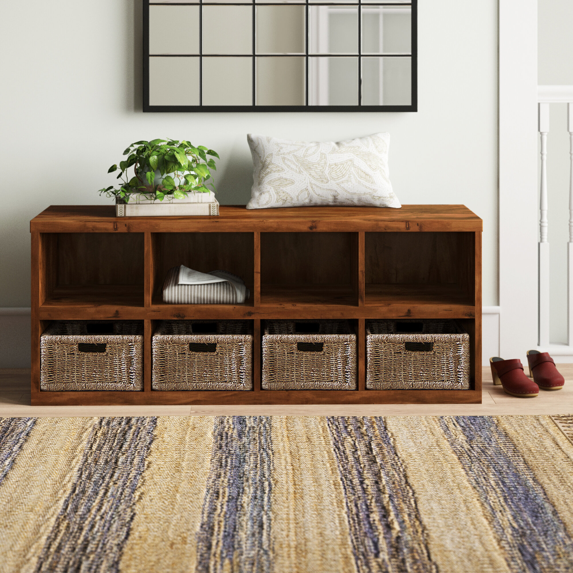 Rustic Storage Benches You Ll Love In 2021 Wayfair