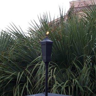 Starlite Garden and Patio Torche Co. Die Cast Classic Garden Torch