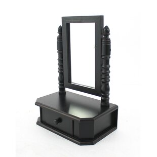 Clearance Klingbeil Makeup Mirror By HomeRoots