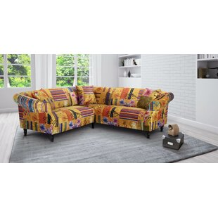 Redbridge Modular Corner Sofa By Marlow Home Co.