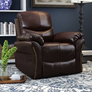 Darby Home Co Piccadilly Manual Glider Recliner