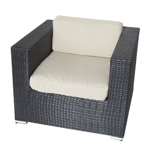 Breakwater Bay Newbury Armchair with Cush..