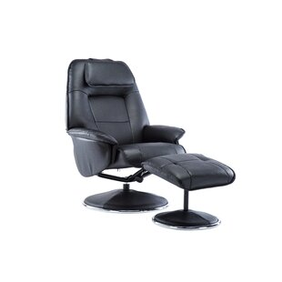 Ahmauri Avant Manual Recliner With Footstool By 17 Stories