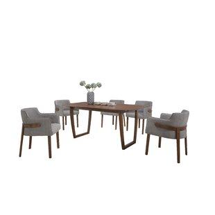 Nelda Modern Dining Set Brayden Studio
