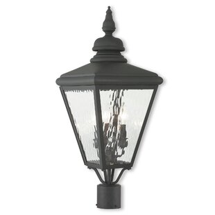 Three Posts Guillory 3-Light Lantern Head