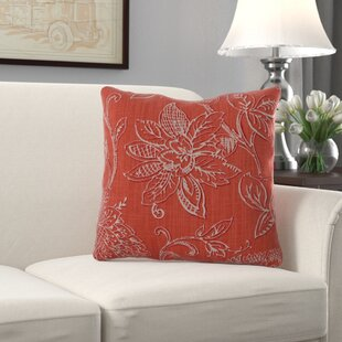 Helston Cotton Throw Pillow