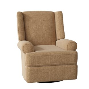 Keya Wingback Swivel Glider Recliner
