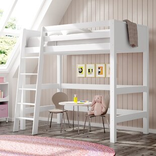 Oakwood Twin Loft Bed by Mack & Milo