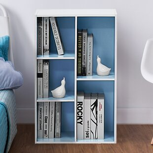 Harkless Standard Bookcase by Ebern Designs