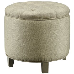 Crestview Collection Savannah Storage Ottoman