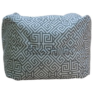 Premiere Home Santorini Summerland Ottoman by Fox Hill Trading