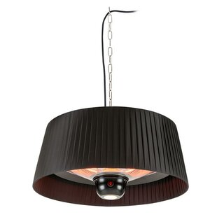 Venice Electric Patio Heater By Blumfeldt