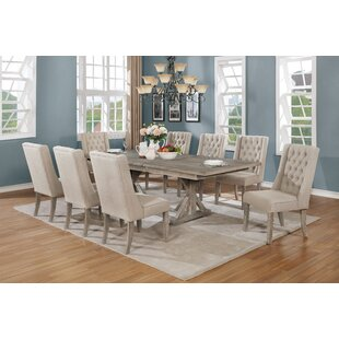 Nyx 9 Piece Dining Set One Allium Way