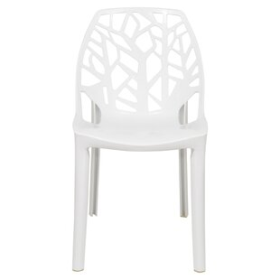 Kimonte Stacking Patio Dining Chair