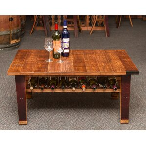 Wine Country Coffee Table by Napa East Collection