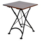 Calvano Folding Bistro Table