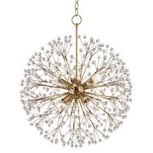 Hudson Valley Lighting Dunkirk 8 Light Pendant