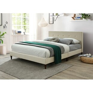Michigan City Upholstered Platform Bed By August Grove