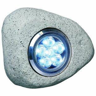 Thaddeus 6 Light LED Well Light (Set Of 3) (Set Of 3) By Symple Stuff