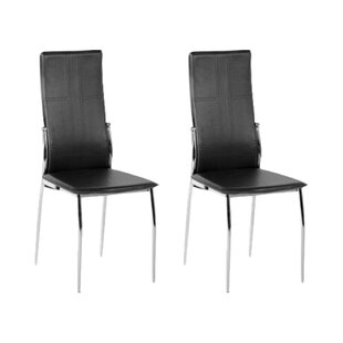 Alicea Upholstered Dining Chair (Set Of 2) By Metro Lane