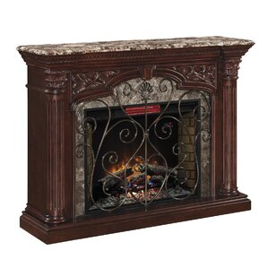 Classic Flame Astoria Electric Fireplace