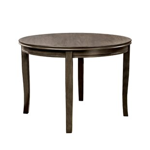 Wehrle Solid Wood Dining Table by Gracie Oaks New Design