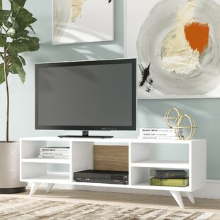 Demeter TV Stand for TVs up to 55 by Wrought Studio
