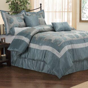 Aloha 7 Piece Reversible Comforter Set