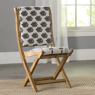 Durango Upholstered Side Chair (Set of 2) Mistana
