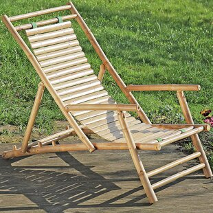 Bayou Breeze Hinson Reclining Deck Chair