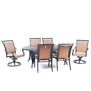 Goforth 7 Piece Dining Set
