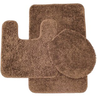 Search Results For Brown Bathroom Rug Sets