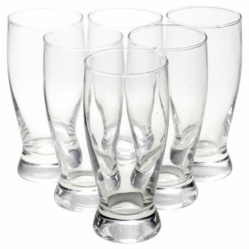 330ml Glass Pint Glass