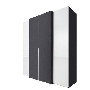 Bentz 4 Door Wardrobe By Ebern Designs