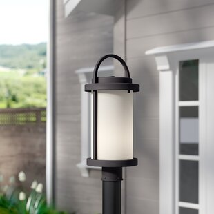 Top Reviews Carrie Outdoor 1-Light Lantern Head By Darby Home Co