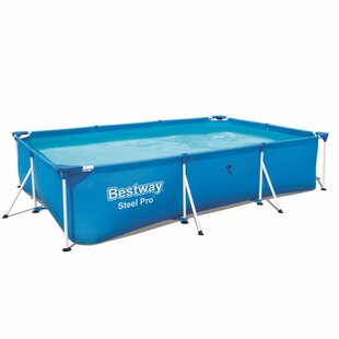 Bestway 7-Person 1-Jet Spa With Steel Frame By VidaXL