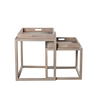 Boss 2 Piece Nesting Tables by Union Rustic
