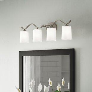 Sheffield 4-Light Vanity Light by Winston Porter